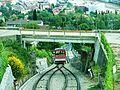 Juni 2006, Chemin de fer funiculaire Vevey–Chardonne–Mont Pèlerin 05.JPG