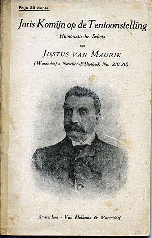Justus van Maurik - Justus van Maurik.