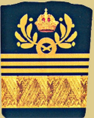 Grand admiral - sleeve insignia