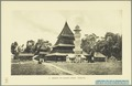 KITLV - 37399 - Demmeni, J. - Tulp, De - Haarlem - Mosque at Padang Luar at Fort de Kock (Bukittinggi) - 1911.tif