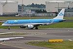 KLM Cityhopper, PH-EZR, Embraer ERJ-190STD (27860612143).jpg