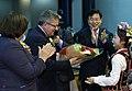KOCIS Korea HUFS Poland President Lecture 04 (10470757946).jpg