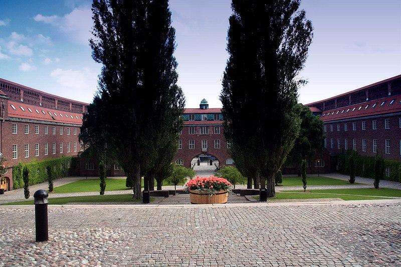دانشگاه سلطنتی در سوئد