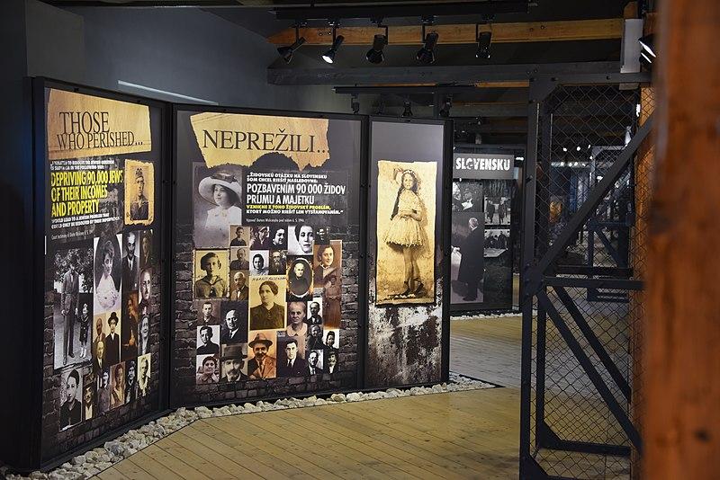 Datei:KZ Sereď - Holocaust-Museum 14.jpg