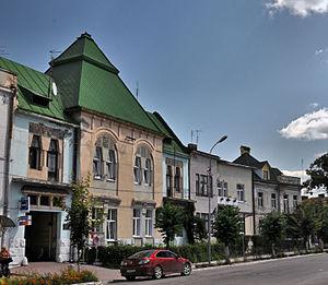 Narodny dim - Image: Kamianka Buzka Narodny dim DSC 4364 46 221 0014
