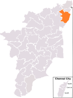 Kancheepuram (Lok Sabha constituency)