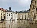 Kaple Svatého Kříže, Pražský Hrad, Hradčany, Praha, Hlavní Město Praha, Česká Republika (48792130972).jpg