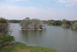 Karanji Lake - Image: Karanji lake pic