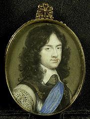 Portrait of Prince Charles Stuart of Wales