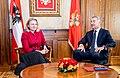Karin Kneissl reist nach Podgorica (43300979490).jpg