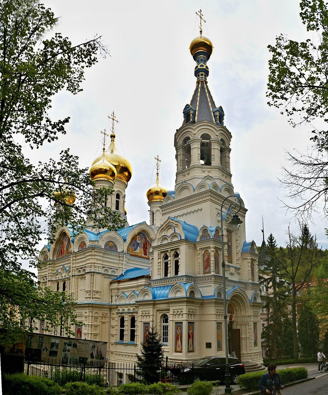 About: Chrám Svatého Petra A Pavla (Karlovy Vary)