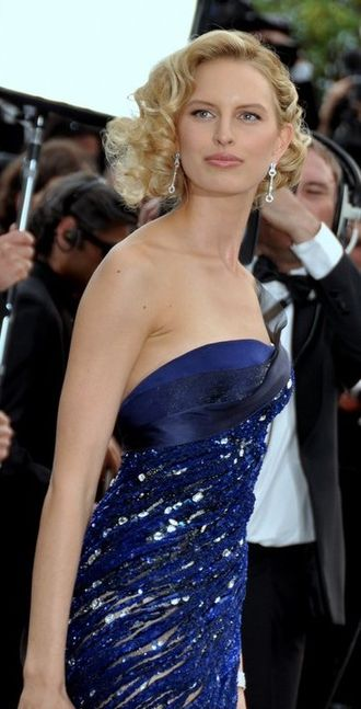 Karolína Kurková - Kurková at the 2011 Cannes Film Festival.