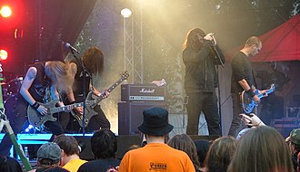 Katatonia in Kuopio at Rockcock-musicfestival, 2008 Katatonia - Kuopio Rockcock 06.JPG
