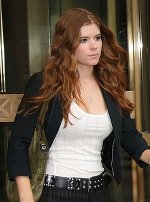 Kate Mara at the 2008 Toronto International Fi...
