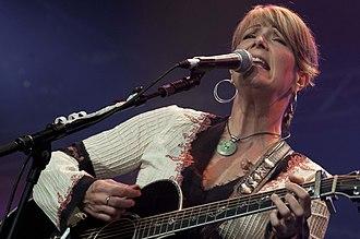 Kathy Mattea - Mattea at Cambridge Folk Festival