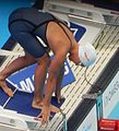 Kazan 2015 - 100m freestyle semi Pernille Blume.JPG