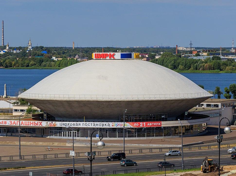 Kazan Circus 08-2016