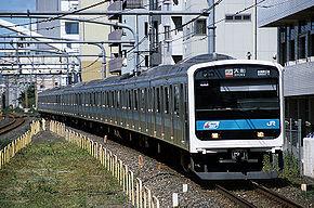 JR东日本209系电力动车组