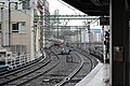 Keikyu shinagawa station for sengakuji.JPG