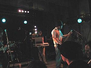 Kekal - Image: Kekal live in Sweden 2004