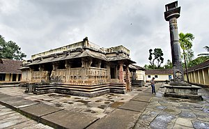 Keladi - The wide and beautiful Rameshwara Temple