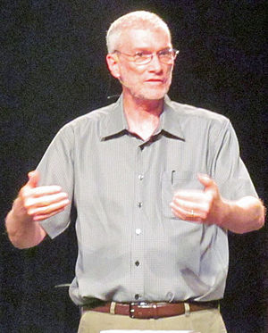 Ken Ham - Ham speaking at the Creation Museum in 2014