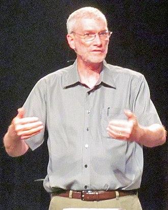 Bill Nye–Ken Ham debate - Ken Ham