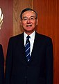 Kenzo Oshima cropped 1 Toshiro Ozawa Yukiya Amano and Kenzo Oshima 20121024.jpg