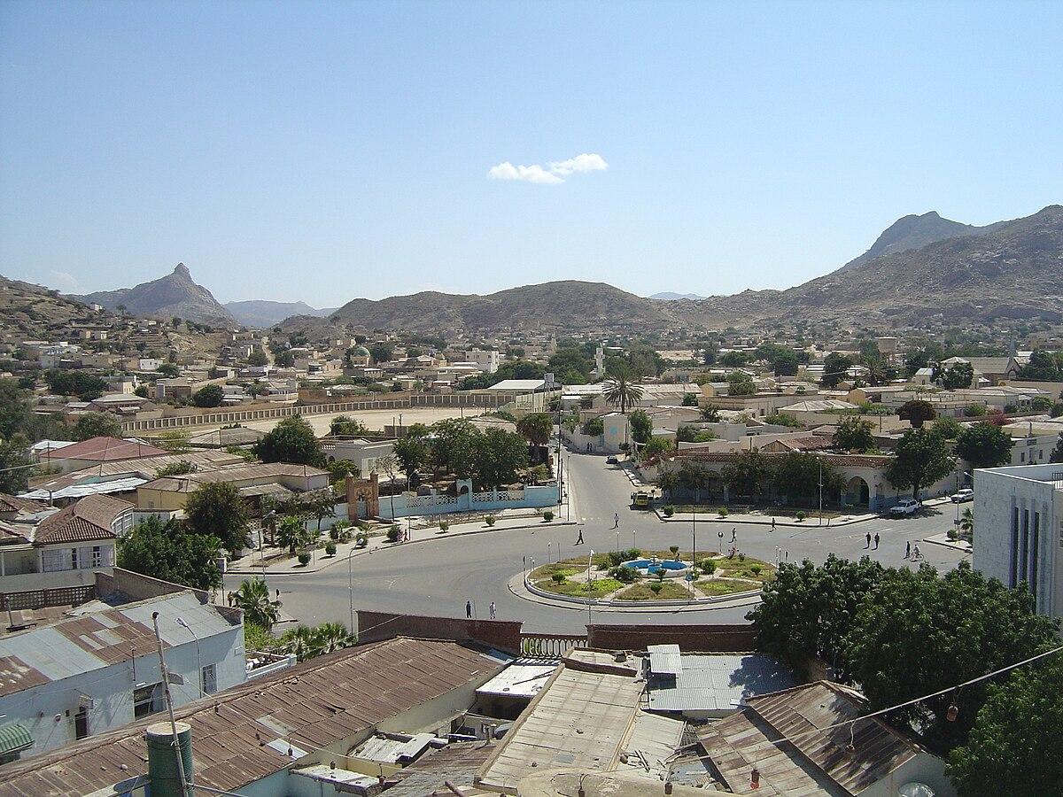 Keren, Eritrea - Wikipedia