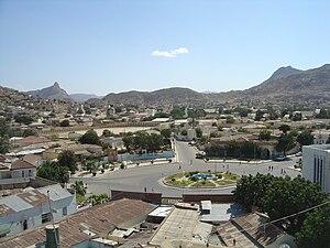 Keren, Eritrea - Image: Keren 2008 11 01