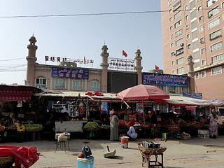 Yutian County, Xinjiang County in Xinjiang, Peoples Republic of China