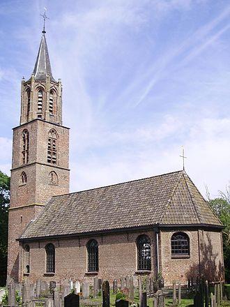 Peperga - Peperga Church