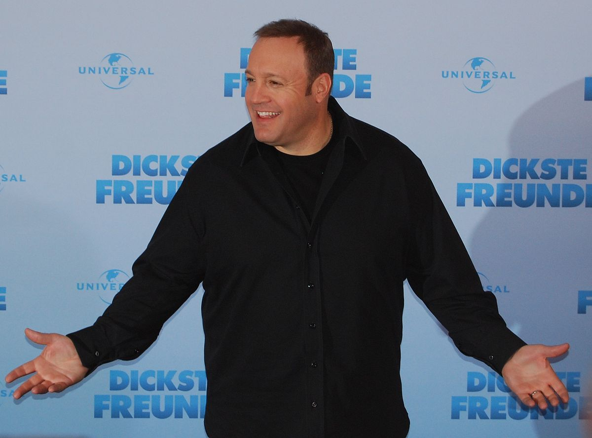 Actor Kevin James: filmography 74