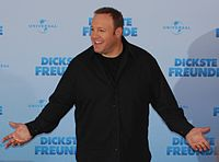 L'actor estatounitense Kevin James