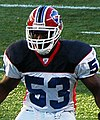 Kevin Faulk and Marcus Buggs (cropped) - Marcus Buggs.jpg