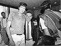 Kevin McHale, Mayor Raymond L. Flynn (9519684384).jpg