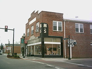 Kilmarnock, Virginia Town in Virginia, United States