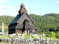 Kirche des Vest Telemark Museums Eidsborg.JPG