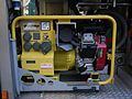 Kirsch Stromgenerator Feuerwehrfahrzeug 2011.JPG