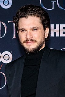 Kit Harington English actor and producer