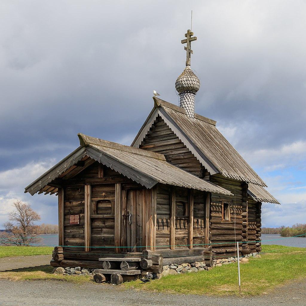 Kizhi 06-2017 img11 Lazarus Resurrection Church.jpg