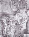 Klimt - Gemalter Kompositionsentwurf zur Jusisprudenz.jpeg