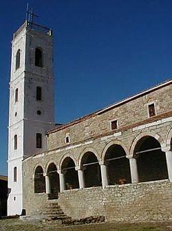 Kloster (Albanien)