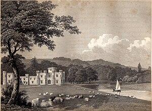 Sir Charles Burrell, 3rd Baronet - Knepp Castle House