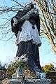 Kocsola, Nepomuki Szent János-szobor 2021 06.jpg