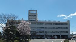 Komatsushima city hall in 2014 No,3.JPG