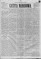 Koncert hr. Wł Tarnowskiego - Gazeta Narodowa 1871, nr 352, str 1-2.pdf