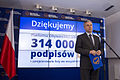 Konferencja prasowa Cezarego Grabarczyka, 16.04.2014 (13891649174).jpg