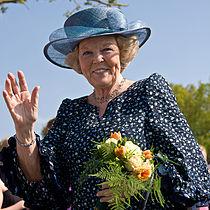 Beatrix holland királynő, 2008