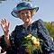 Koningin Beatrix in Vries
